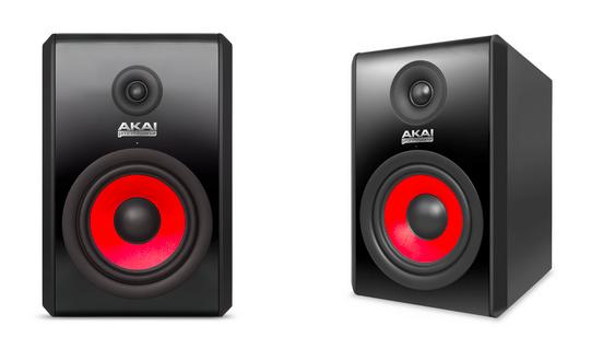 Akai RPM500 and RPM500 Monitors