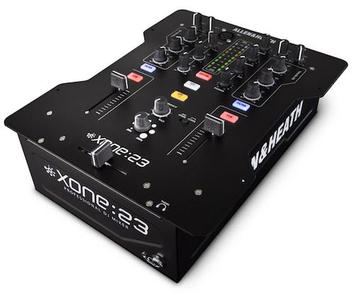 Allen Heath Xone:23 DJ Mixer