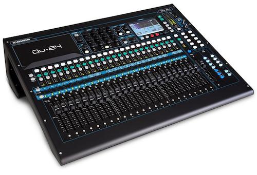 Allen and Heath Qu-24 Digital Mixer