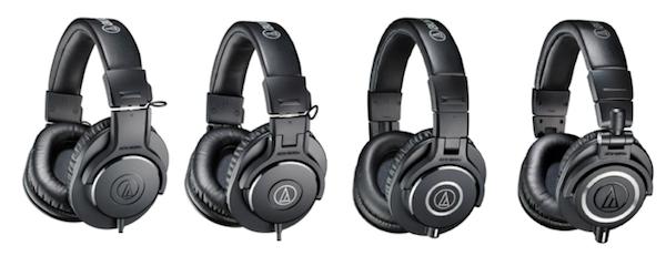 Audio Technica ATH Mx Headphones