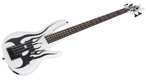 ESP Fred Leclercq FL-204 Bass Guitar