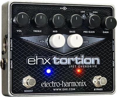Electro Harmonix Tortion Pedal