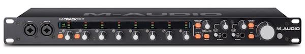 M-Audio M-Track Eight Interface