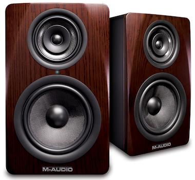 M-Audio M3-8 Monitors