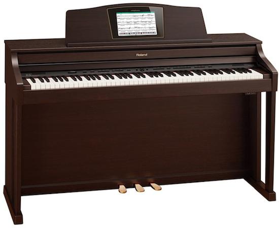 Roland HPi-50e Digital Piano (Rosewood)