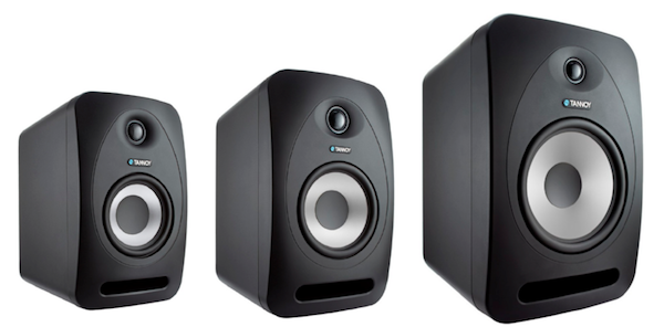 Tannoy Reveal 402, 502 and 802