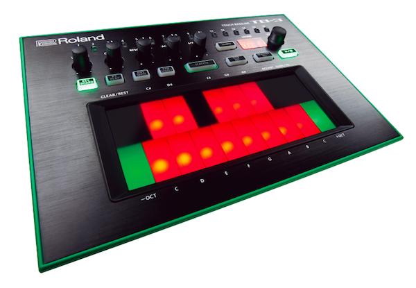 Roland Touch Bassline TB-3