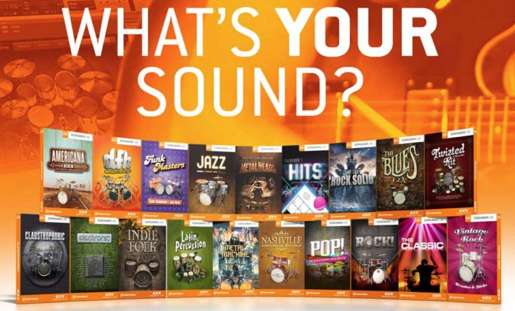 Toontrack EZX Expansion Offer - August 2014