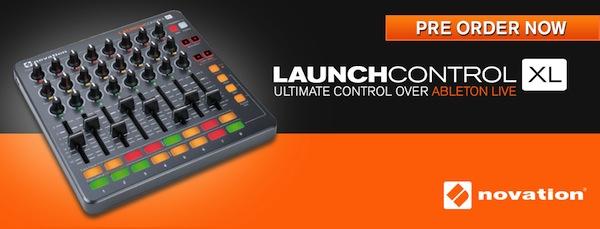 Novation Launch Control XL - Pre Order Now