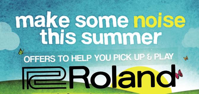 roland summer offer august