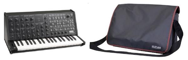 Free Gig Bag with MS-20 Mini