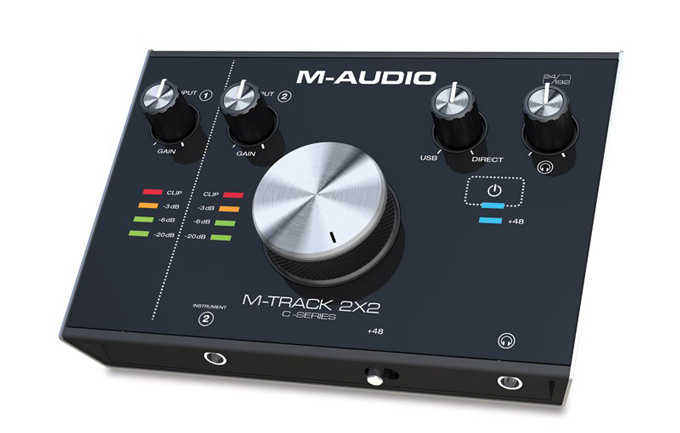 M-Audio_M-Track_2X2_USB_Audio_Interface_1