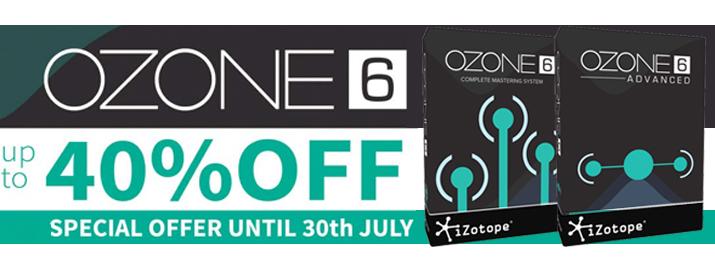ozone 6 banner