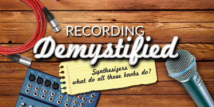 Demystified-synth-