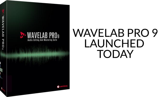 WaveLab-Pro-9