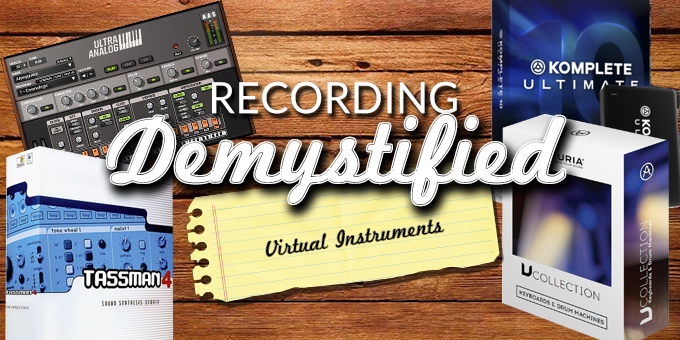 Demystified-instruments