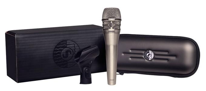 Shure KSM8 Dualdyne Handheld Dynamic Vocal Microphone,