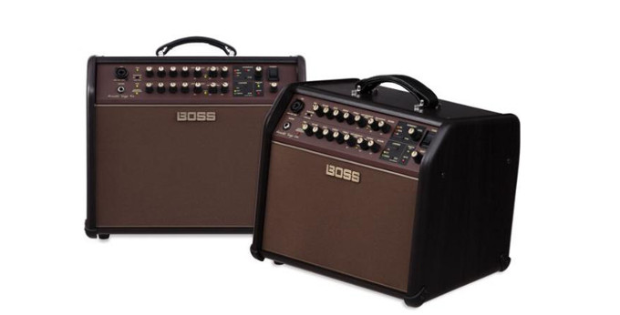 Boss Acoustic Singer Live and Singer Pro