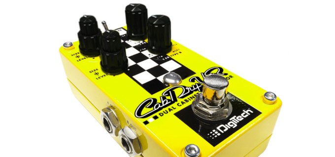Digitech CabDryVR top
