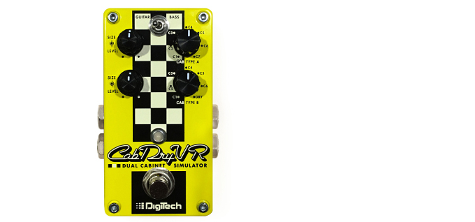 Digitech-CabDryVR