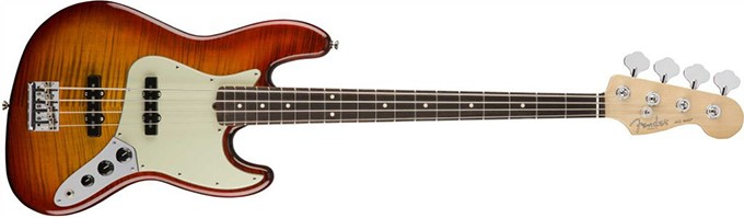 Fender Exotic Limited Edition Jazz Bass