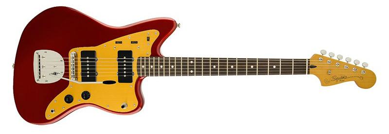 Fender Squier Deluxe Jazzmaster Tremolo