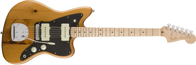 Limited Edition Fender Pine Jazzmaster