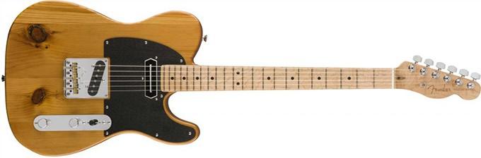 Fender Pine Telecaster