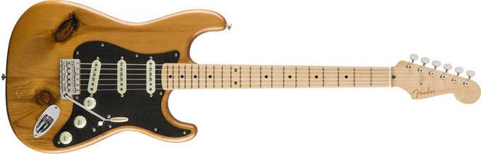Fender Pine Stratocaster