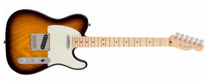 Fender American Pro Telecaster 2 Colour Sunburst