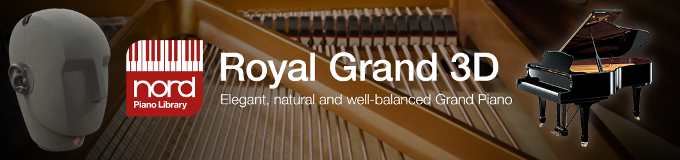 Nord Royal Grand 3D