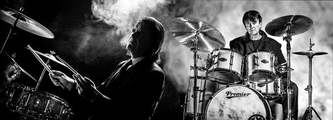 Pete Cater Austin Lane Drum Clinic