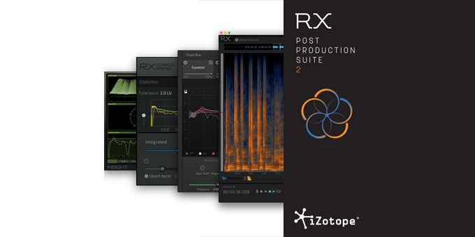iZotope Post Production Suite 2