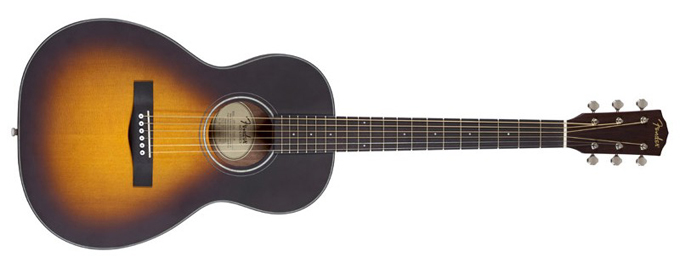 Fender CP-100 Acoustic Guitar