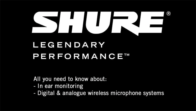 Shure event