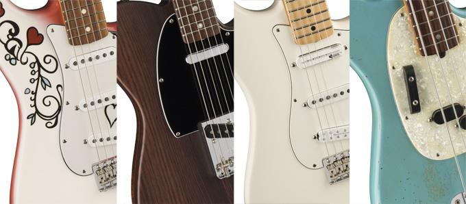 Fender artist series