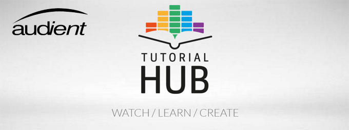 audient tutorial hub