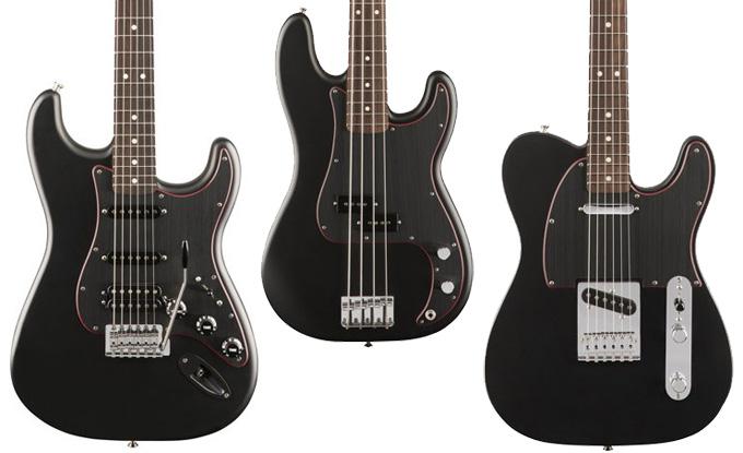 Fender Noir