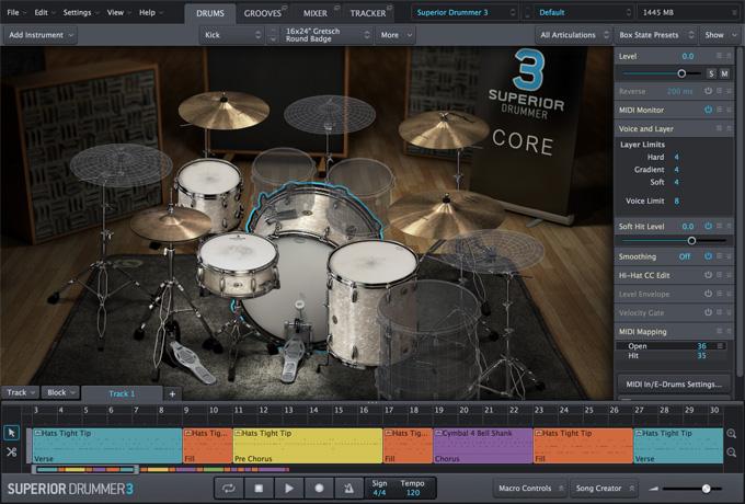 SD3 Screenshot