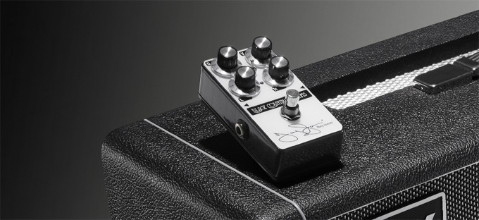 Tony Iommi Boost Pedal
