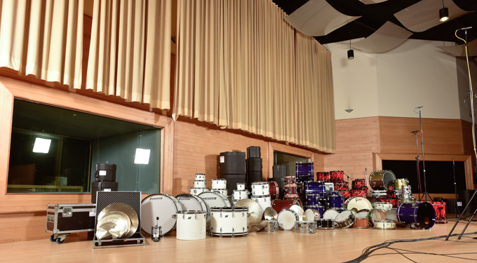 The Drums of SD3