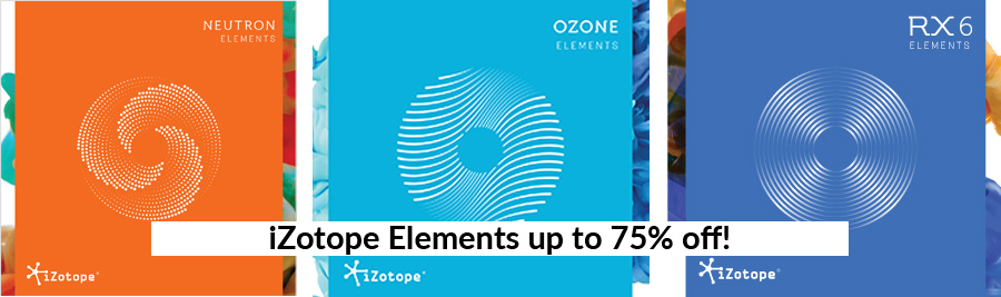 izotope elements offer