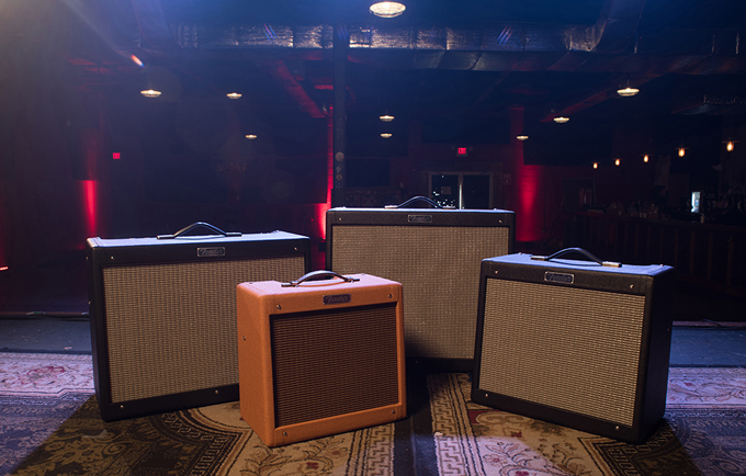 Fender Hot Rod Amps