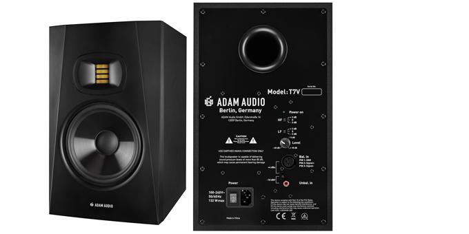 Adam T7V Monitors