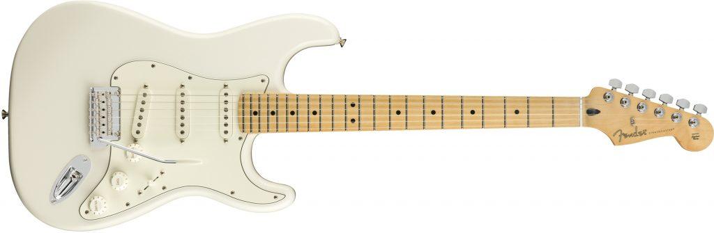 Fender Player Series Stratocaster Polar White