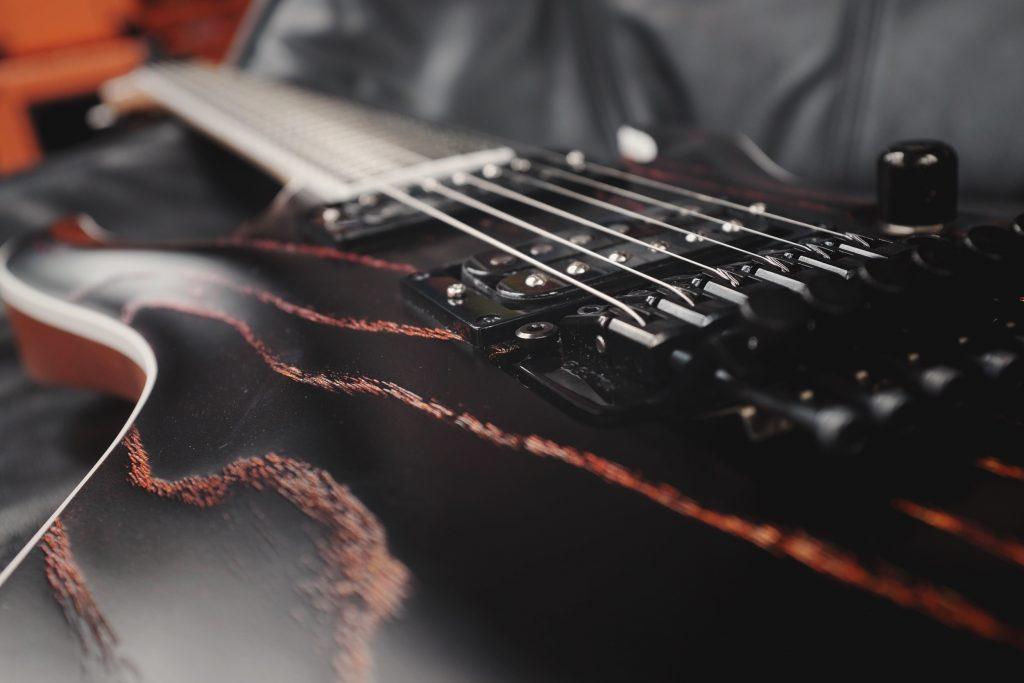 Vola Blaze Guitar
