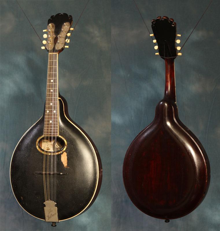 Orvile gibson mandolin 1918